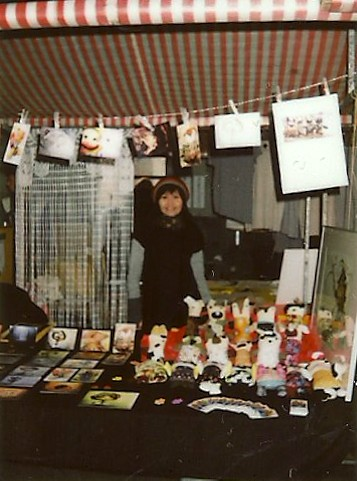 Art Market at Roest in Amsterdam 2011