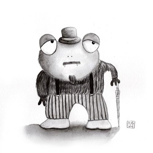 Mr. Foggy