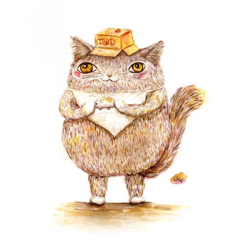 TNT Cat
